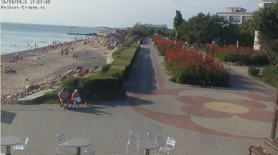 Веб-камеры Крыма все веб камеры расположенные на территории Крымский ФО Саки