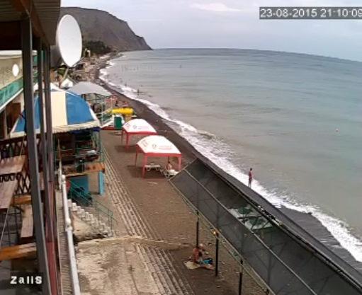 Веб-камеры Крыма все веб камеры расположенные на территории Крымский ФО Поселок Морское