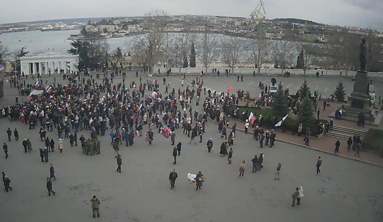 WEB - камеры Севастополя