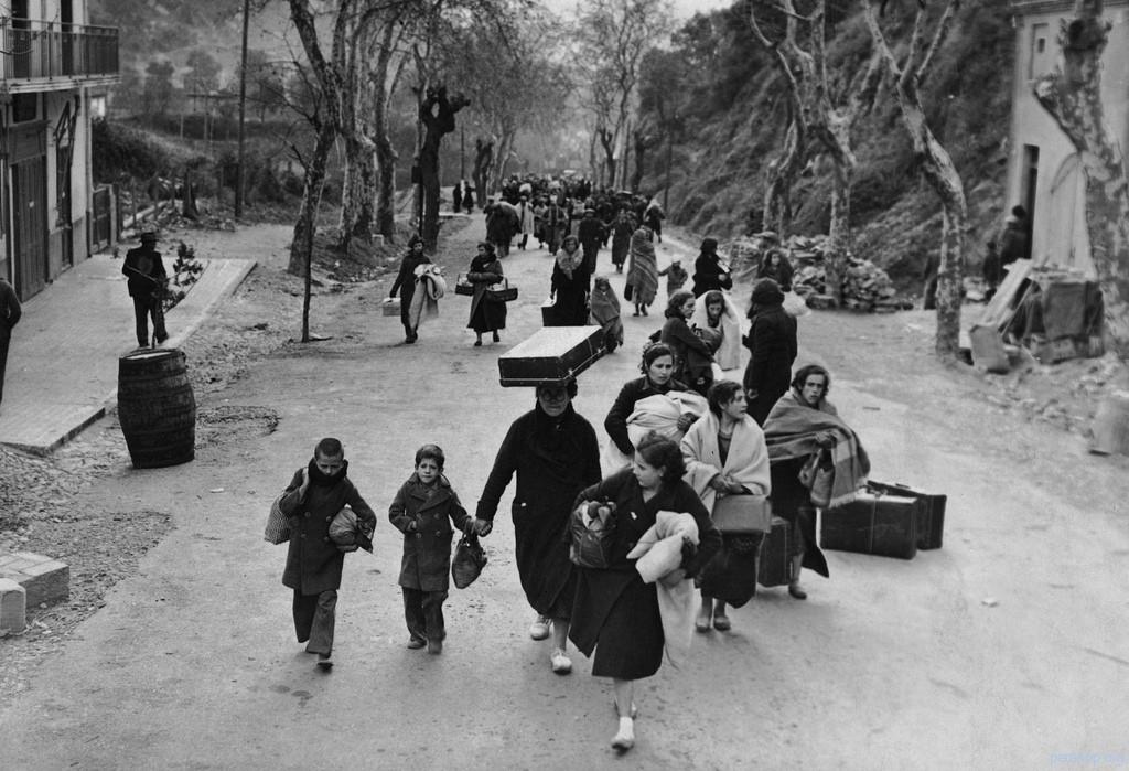 Париж под немецкой окупацией. 1940-1942